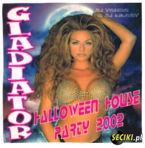 Klub Gladiator Halloween House Party 2003