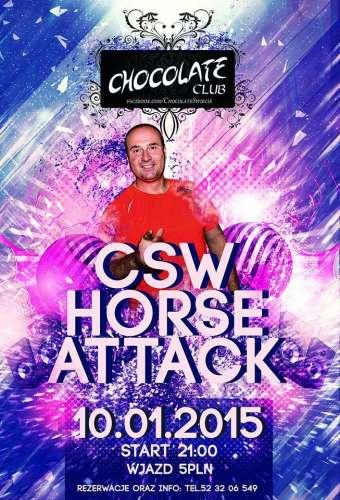 Chocolate Club (�wiecie) - DJ Horse (10.01.2015)