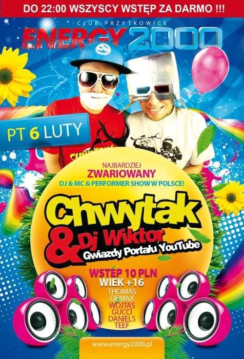 Energy 2000 - CHWYTAK feat. DJ WIKTOR (06.02.2015)