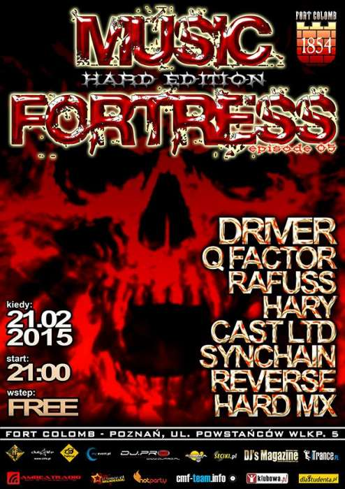 Music Fortress Hard Edition (Poznań) (21.02.2015)