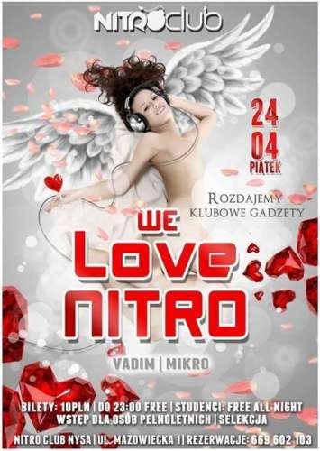 Nitro Club (Nysa) - Mikro @ We Love Nitro (24.04.2015)
