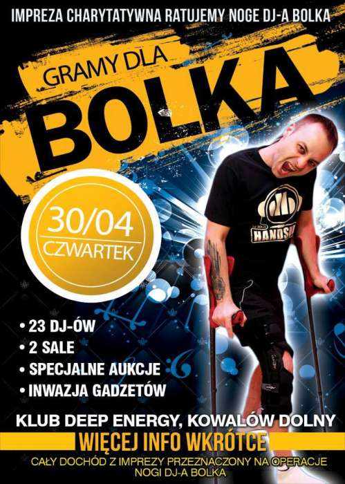 Deep Energy (Kowal�w Dolny) [Sala Dance] - Gramy dla Dj Bolka (30.04.2 ...
