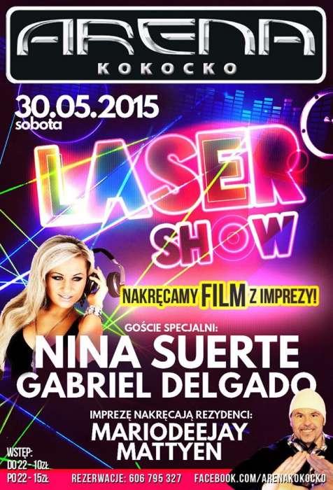 Arena (Kokocko) - NINA SUERTE (30.05.2015)