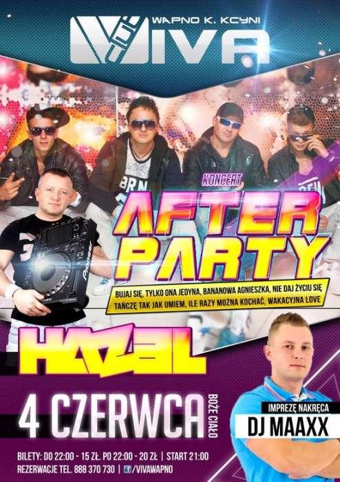 Viva (Wapno) - DJ Hazel (04.06.2015)
