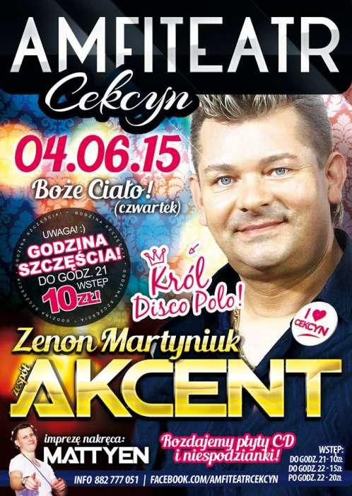Amfiteatr Cekcyn - MATTY EN (04.06.2015)