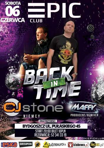 Epic (Bydgoszcz) - Back In Time @ Cj Stone (06.06.15)