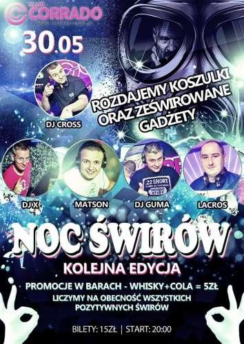 Corrado (Suchowola) - Noc Świrów (30.05.2015)