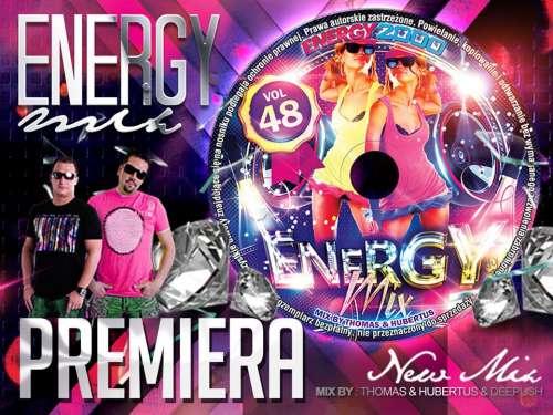 Energy Mix vol.48 Mixed by Dj Thomas & Dj Hubertuse