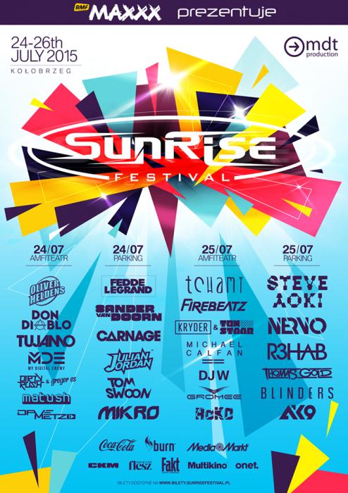 Transmisja Sunrise Festival !!!
