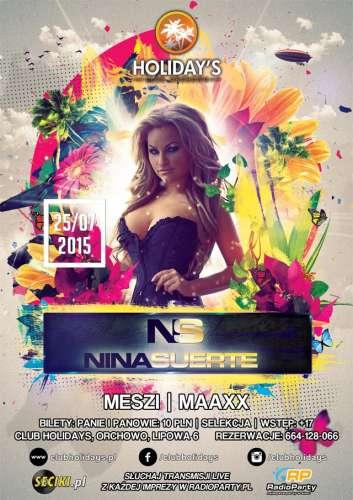 Holidays (Orchowo) - DJ Maaxx (25.07.2015)