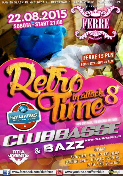 Klub Retro Time In Attack, Ferre - Najnowsze Sety