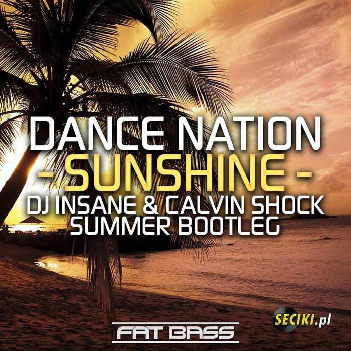 Dance Nation - Sunshine (DJ Insane & Calvin Shock Summer Bootleg)