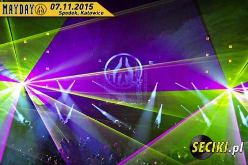 Mayday 2015 Katowice (Spodek) (07.11.15)