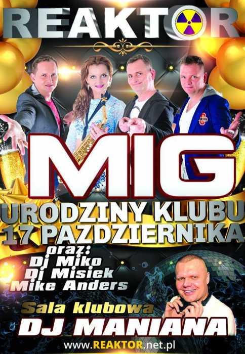 Klub Reaktor (Janów), Sety 2015 - Najnowsze Sety