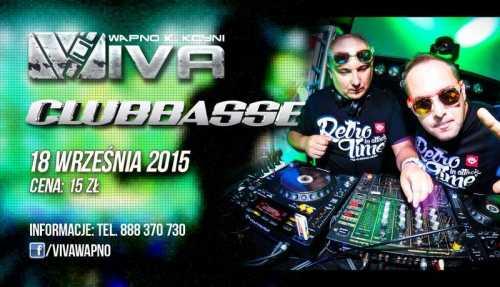 Viva (Wapno) - Clubbasse (18.09.2015)