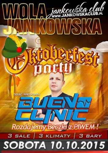 Wola Jankowska Club - Bueno Clinic (10.10.2015)