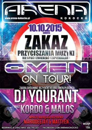 MATTY EN (ARENA KOKOCKO) [10.10.2015] OMEN on TOUR VOL 1