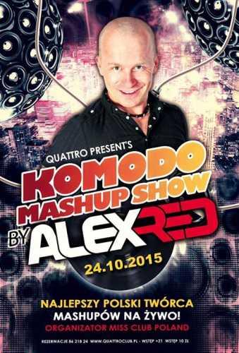 Quattro (Łomża) - Alex Red (24.10.2015)