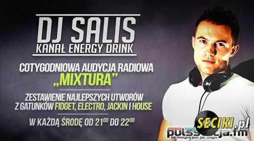 DJ SALIS - MIXTURA VOL 8