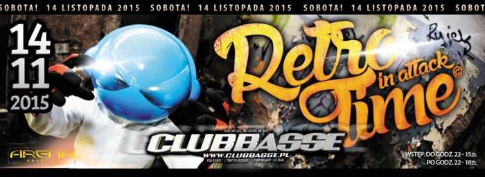 Klub Sety cykliczne, Retro Time In Attack, Arena, Sety 2015 - Najnowsze Sety