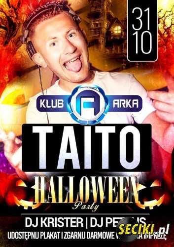 Klub Arka (Białopole) - DJ Krister @ Halloween (31.10.2015)