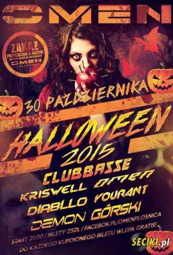 Omen (Płośnica) - Clubbasse Video Mix (30.10.2015)