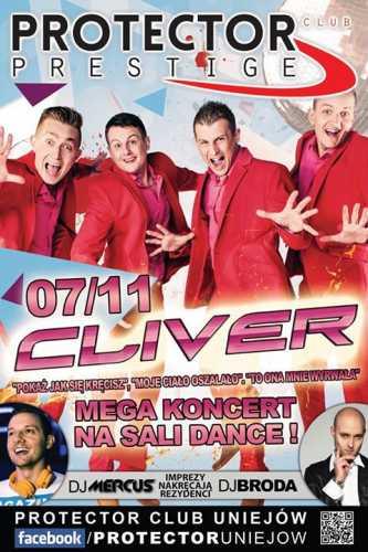 Klub Protector Uniejów - CLIVER (07.11.2015)