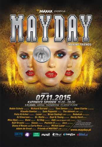 Klub Mayday      / Sety 2015 - Najnowsze Sety