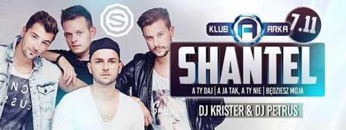 Klub Arka (Białopole) - DJ Krister Live Mix (7.11.2015)