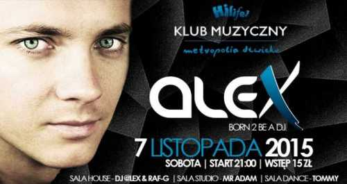 Club HiLife (Dzierzoniów) - DJ Domingez (07.11.2015)