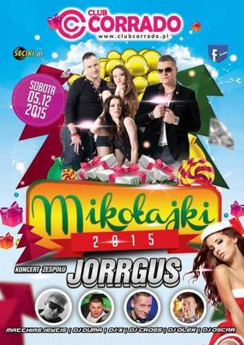 Club Corrado, Suchowola - Mikołajki 2015 w Klubie (05.12.2015)