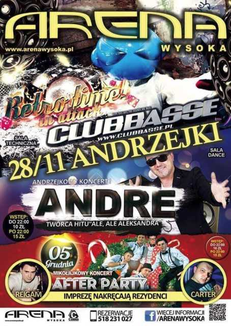 Klub Retro Time In Attack, Arena - Najnowsze Sety