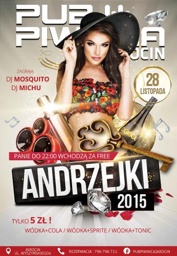 Pub Piwnica (Jarocin) - Dj Mosquito - (28.11.2015)