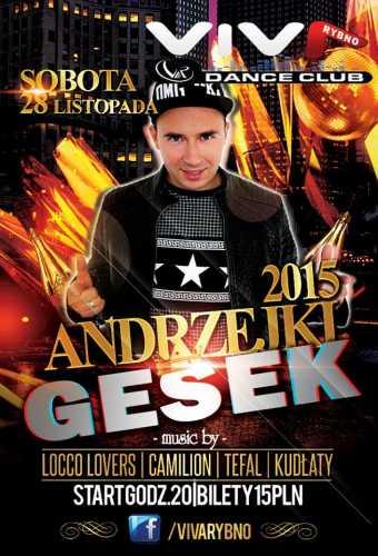 Viva Dance Club (Rybno) - Andrzejki (28.11.2015)