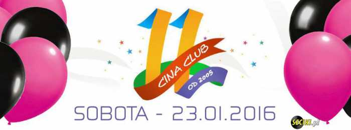 Klub Cina Club, Sety 2016 - Najnowsze Sety