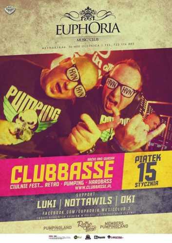 Club Euphoria Oleśnica - Clubbasse (15.01.2016)