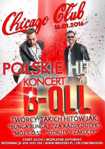 Chicago Club (Broszki) - Polskie Hity (16.01.2016)