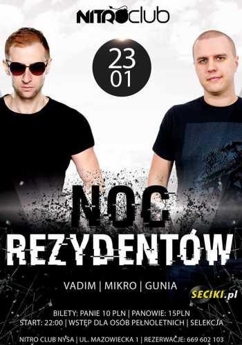 Klub Nitro (Nysa) - DJ Mikro (23.01.2016)