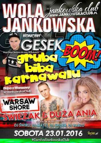 DJ SpideR a.k.a. Dunnymite - Jankowska Club 23.01.16