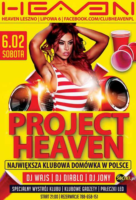 Klub Heaven Leszno - Najnowsze Sety