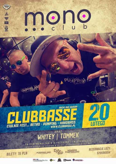 Mono Club (Szubin) - Clubbasse (20.02.2016)