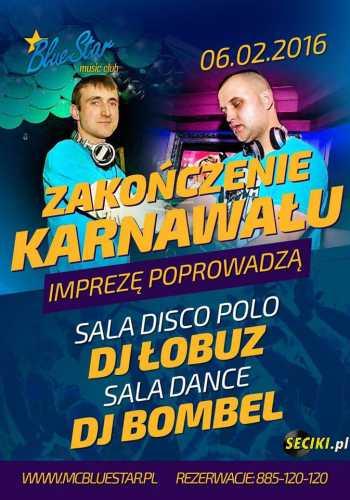 Klub Blue Star (Dzierżążno) - Ostatki 2016 (06.02)