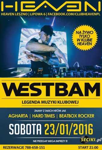 Klub Heaven (Leszno) - DJ WAJS (23.01.2016)