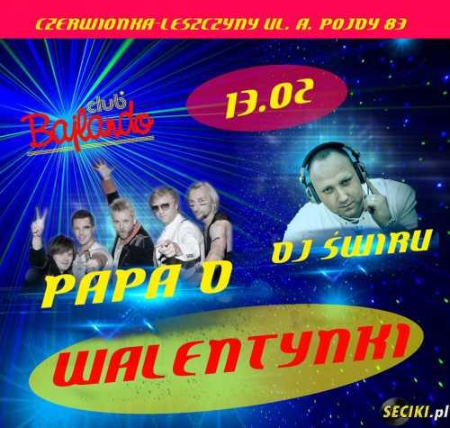 Klub Bajlando (Czerwionka L.) - DJ Świru (13.02.2016)