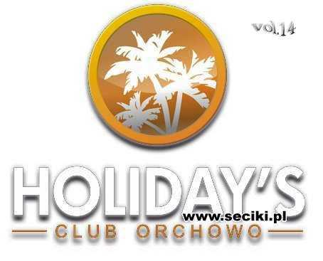 Holidays Club Dance Party vol.14 DJ Maaxx