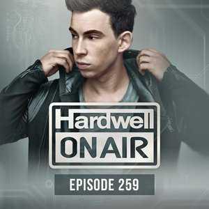 Hardwell - On Air 259 (18.03.2016)