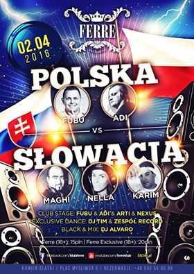 Klub  Ferre (Kamień Śląski) - Polska & Słowacja (2.04.2016)