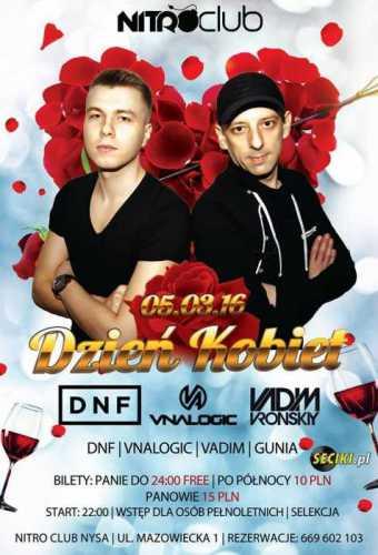 Nitro Club (Nysa) - Vadim Vronskiy (05.03.2016)