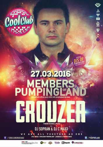 Cool Club (Grudziądz) - Members of Pumpingland (27.03.2016)