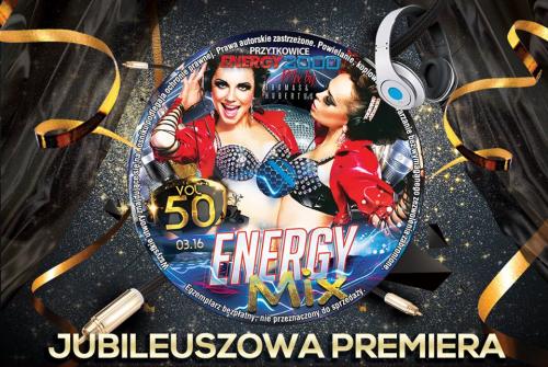 Energy Mix vol.50 Mixed by Dj Thomas & Dj Hubertuse